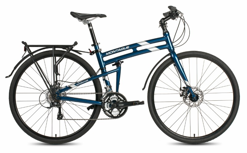 Montague Navigator folding bike