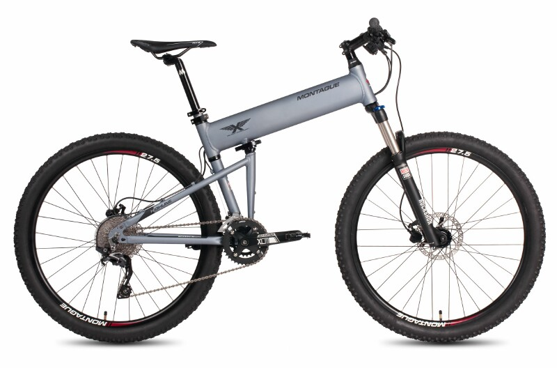 Montague Paratrooper Highline folding bike