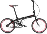 Novara FlyBy folding bike