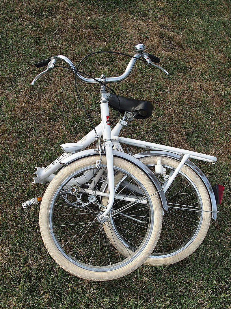 peugeot helium folding bike