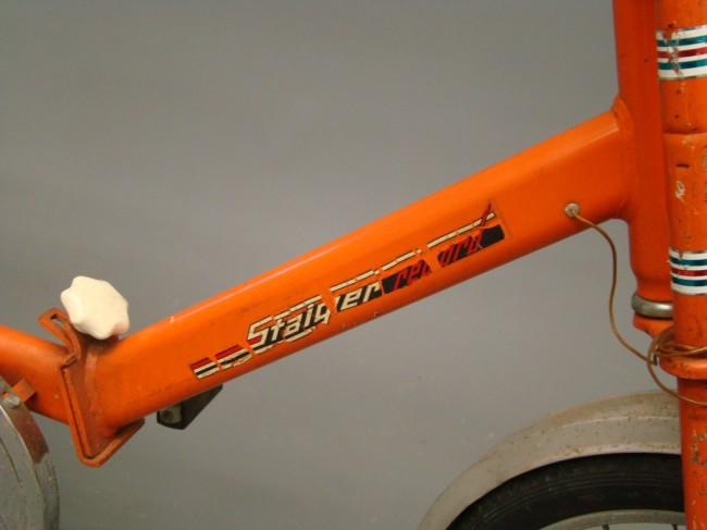 Staiger Record folding bike - 05
