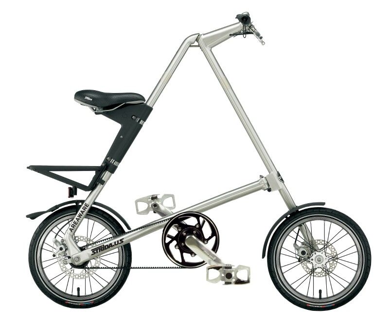 Strida Sport Duo folding bike