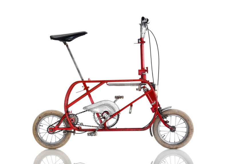 60's T&C Pocket Bici folding bike