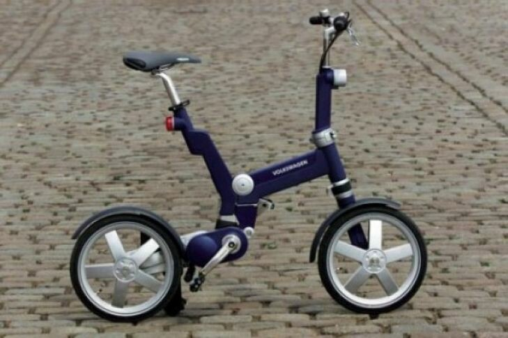 Volkswagen Tango City Bicycle folding bike