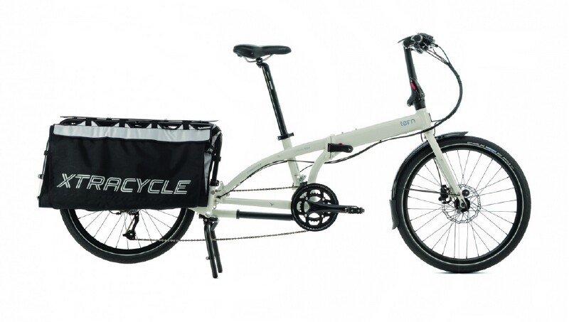 Tern Cargo Node folding bike