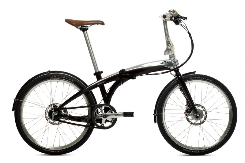 Tern Eclipse S11i - folding bike