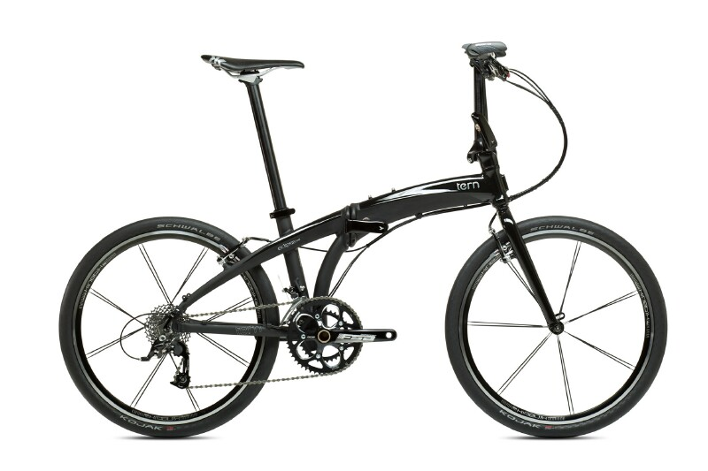 Tern Eclipse X20 folding bike