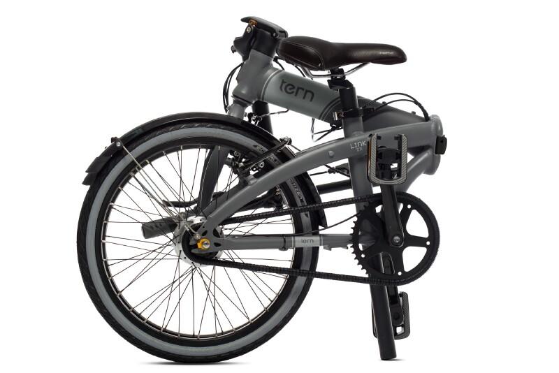 Bici Pieghevole Tern Link P9.Tern Link D7i Folding Bike