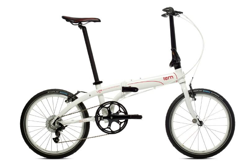 Bici Pieghevole Tern Link P9.Tern Link P9 Folding Bike