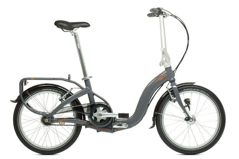 Tern Swoop D7i folding bike