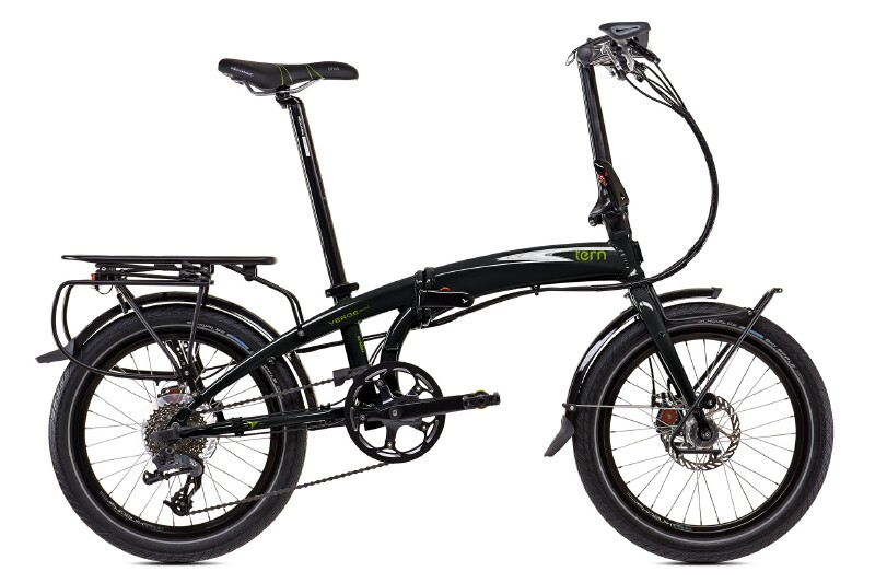 Tern Verge S27h folding bike