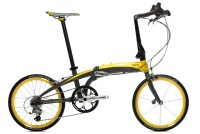 Tern Verge X30h folding bike
