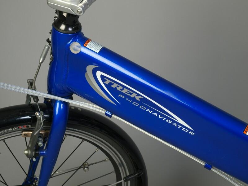 Trek F400 Navigator folding bike