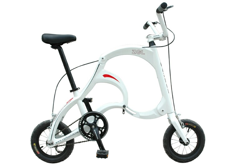 ZGL Mantis folding bike