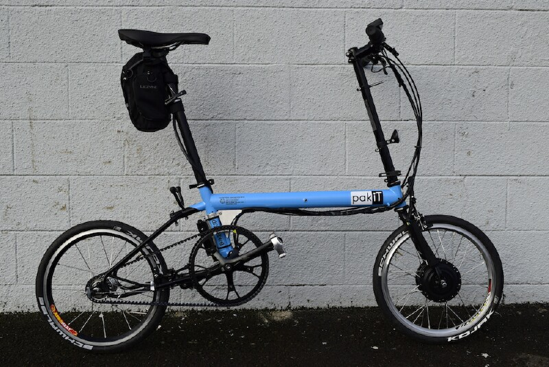 Bike Friday e-pakiT folding bike