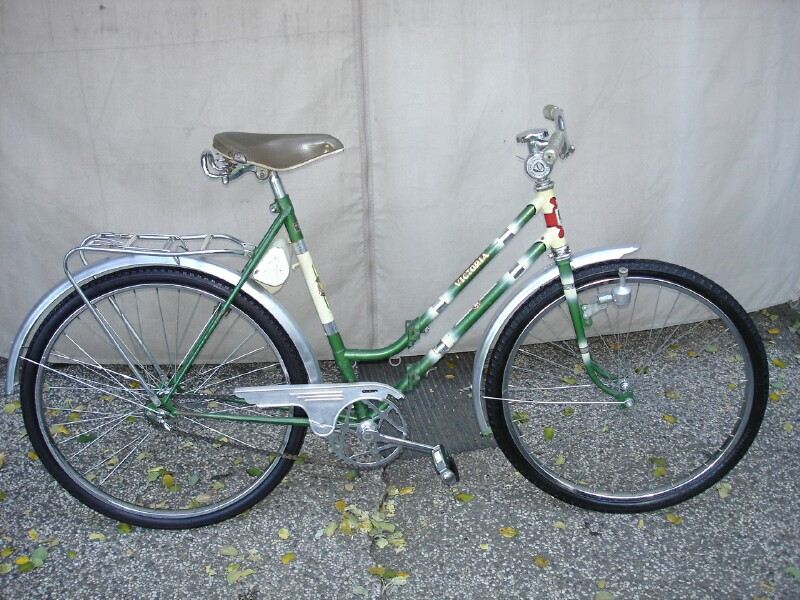 German Victoria folding bike