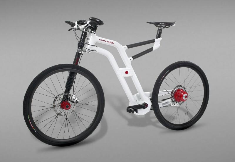 Cannondale On Folding Bike
