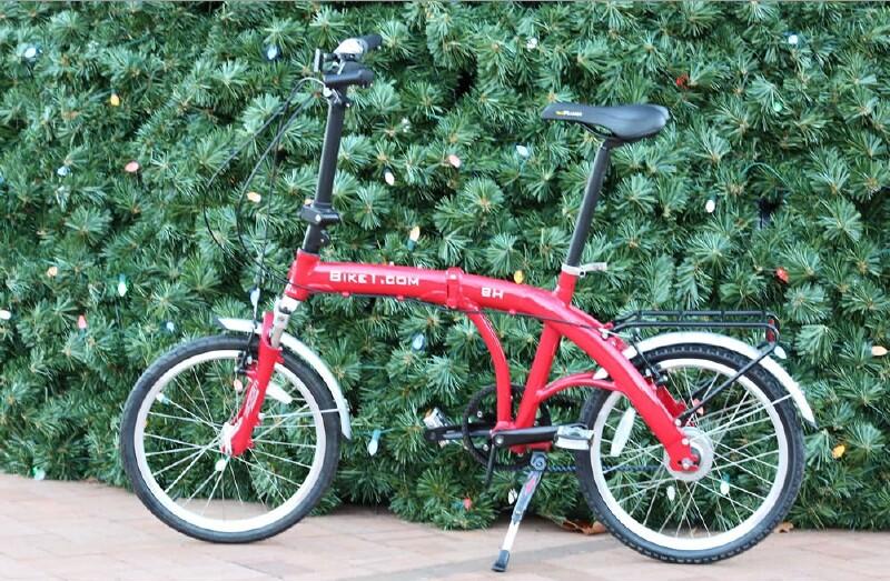 Downtube 8H folding bike
