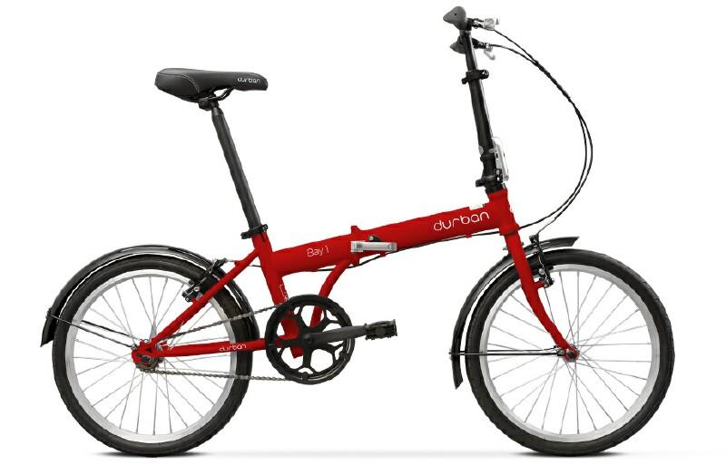 Durban Bay 1 folding bike
