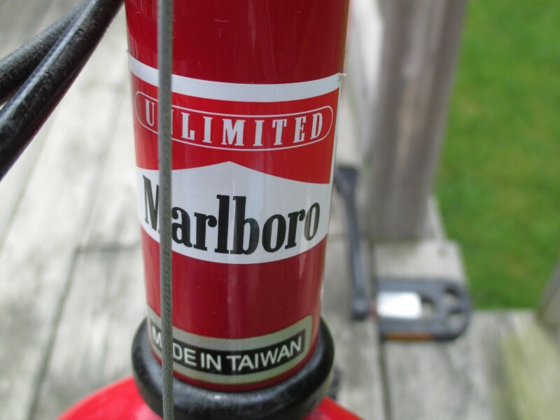 Fuji Marlboro Folding Bike