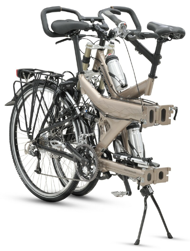 Koga TwinTraveller tandem folding bike