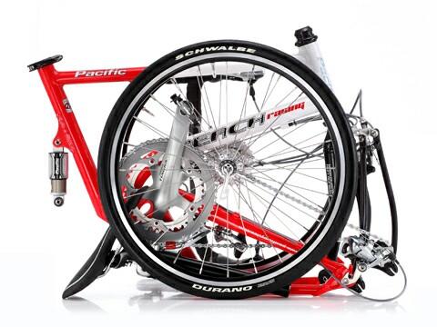 Pacific Reach Racing folding bike