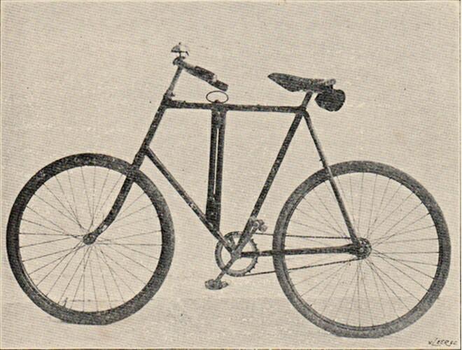 Wagtendonk Dutch Military folding bike